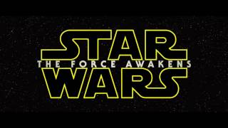 Star Wars Episode VII The Force Awakens Trailer - UNCG Editing Exercise