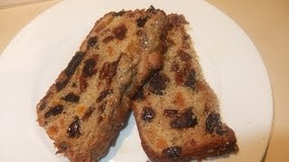 Mixed Fruit Tea Bread (quick And Easy)