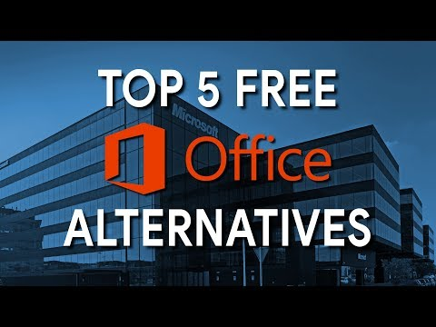 Top 5 Best Free Microsoft Office Alternatives (2017)