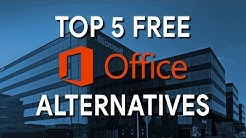 Top 5 Free Microsoft Office Alternatives
