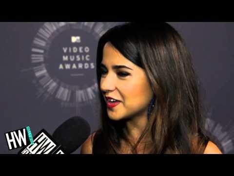 Becky G Talks Austin Mahone Dating Rumors & New Album!