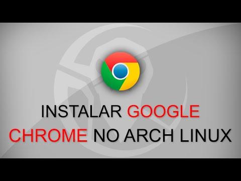 Arch Linux: Instalar Google Chrome (Stable, Beta, Dev)