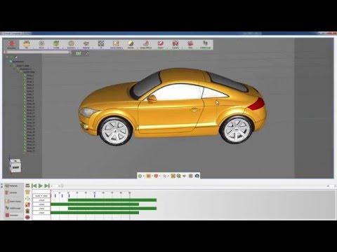 SimLab Composer : Animation Tutorial