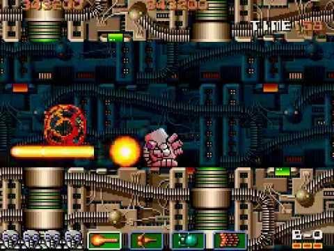 Atomic Robo Kid (ARCADE) Inv