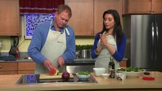 Cooking up Flavor Episode 1 - Paleo Shepherds Pie & Watermelon, Feta & Mint Salad   April 2018