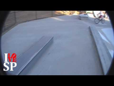 iloveskateparks.com tour - James City County Skate Park - Williamsburg, VA