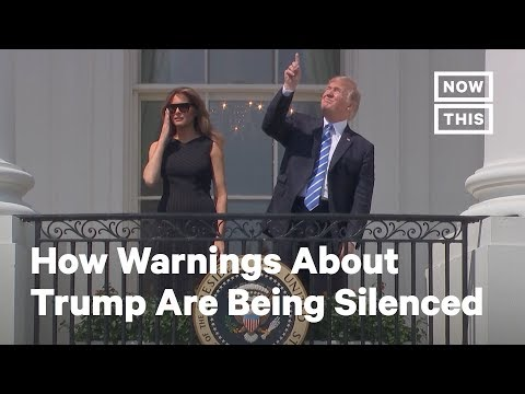 How Warnings About Trump Are Being Silenced | Opinions | NowThis