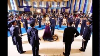Salinan dari izzati dan dian wedding Pedang Pora TNI AU