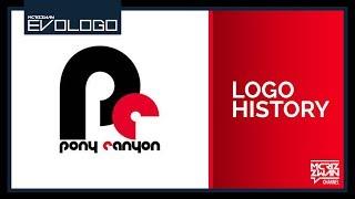 Pony Canyon Logo History | Evologo [Evolution of Logo]