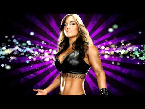 WWE Kaitlyn 2nd Theme - 'Lets Go'
