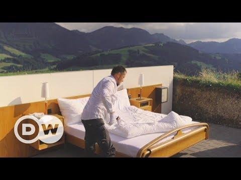 Hotel mal anders: Suite unter freiem Himmel   DW Deutsch
