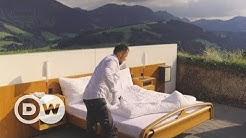 Hotel mal anders: Suite unter freiem Himmel | DW Deutsch