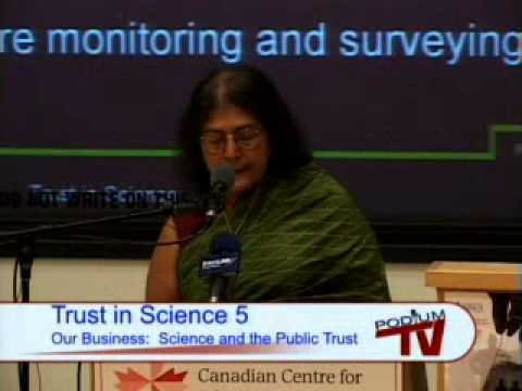 Sheila Jasanoff - Science and the Public Trust (Trust In Science, Part 5)