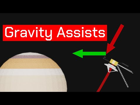 Fly By Trajectories, Delta V & Gravity Assists