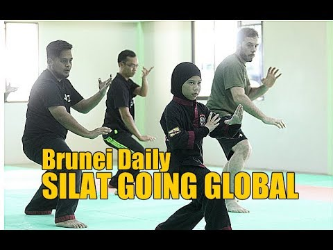 Brunei Daily Coverage - Bruneian Silat going GLOBAL