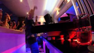 Fatboy Slim at Cafe Mambo 2015 - Go Pro - Part 2!