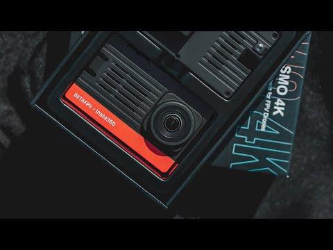 BETAFPV & Insta360 | SMO 4K - An Ultralight Action Camera
