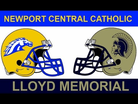 2008 NEWPORT CENTRAL CATHOLIC vs LLOYD MEMORIAL