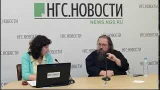 Протодиакон Андрей Кураев - Должна ли церковь влиять на светскую жизнь?