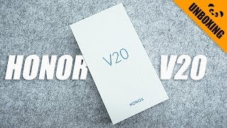 Huawei honor v20 hands on unboxing !! Honor v20 hands on !!   by technical eye