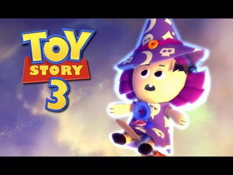toy story 3 witch way out part 5 father son gameplay xbox