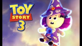 Toy Story 3 - Witch Way Out - Part 5 [Father & Son Gameplay] - Xbox 360 Xbox One