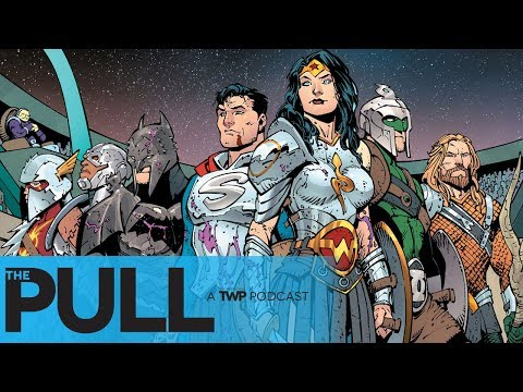 Dark Nights Metal reactions & this week's comics! | The Pull Podcast