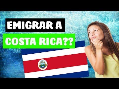 ✔Lo que Debes Saber Antes de Emigrar a COSTA RICA