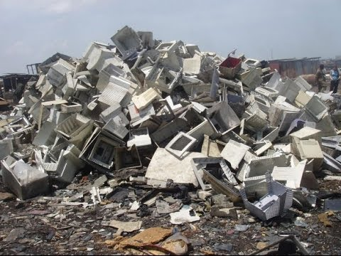 Electronic Waste - Where does it go? PAKISTAN (Recycle)