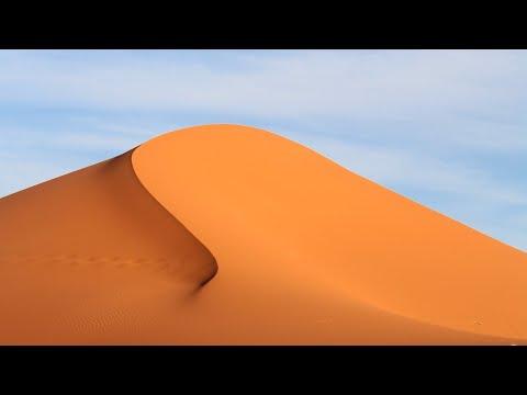 Sahara - najveca pustinja na svijetu!