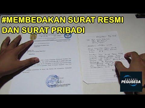 Persamaan Surat Resmi Dan Surat Pribadi - Kumpulan Surat ...