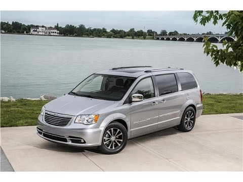 Chrysler Town Country 2017 Car Review