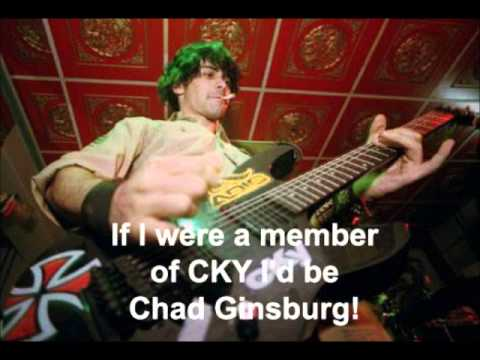 Chad Ginsburg of CKY Talking to #1 Fan