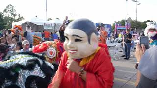 Giác Quang Lion Dance @World Fresh International Market Grand Opening Celebrations 8/31/2019