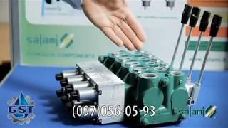 видео Гидрораспределитель двухпозиционный (Q 45) купить по цене от 14000 руб., описание, фото гидрораспределителя 2 секции