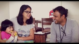 Sunfeast Dark Fantasy   Ashwin Chide the film maker   'Live Your Moment' Contest