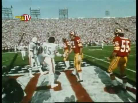 Redskins Super Bowl Week  1972