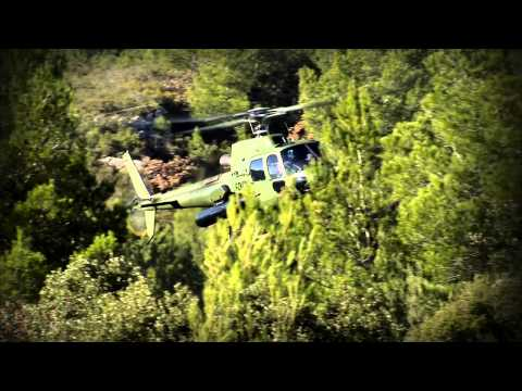 AS550 C3 Tactical Flight