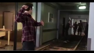Download Video Teen Wolf Cast - Season 6 ( Behind the Scenes / Set ) | Tyler Posey, Dylan O' Brien & More (Part.7) MP3 3GP MP4