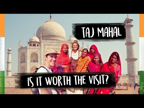 Taj Mahal Agra - a MUST SEE in India 🇮🇳  Kinging-It