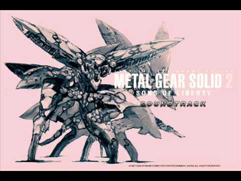 [Music] Metal Gear Solid 2 - Arsenal's Guts