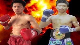 Sen Radeth vs Chhork Pichhit(thai), Khmer Boxing CNC 04 jan 2017, Kun Khmer vs Muay Thai