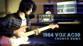 1964 Vox AC30 - Crunch Demo