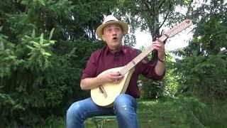 Markus van Langen spielt Ouwe von Walter von der Vogelheide