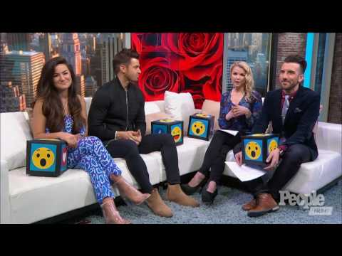 Vanessa or Raven  Almost 'Bachelor' Luke Pell Reveals Who Would Get His Final Rose