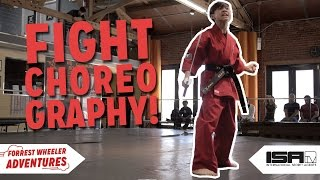 Xtreme Martial Arts Part 2 - Forrest Wheeler Adventures Ep.4 Ft. Yoshi Sudarso