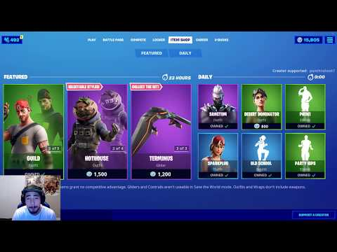 Fortnite Item Shop Today (June 2) - YouTube