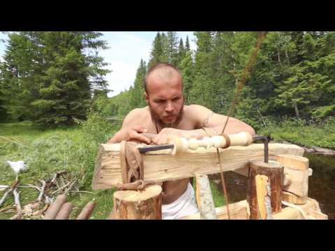 The Viking way - Woodwork