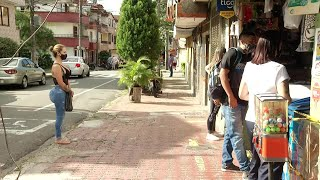 Dos barrios de Envigado tendrán toque de queda - Teleantioquia Noticias