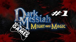 Dark Messiah of Might & Magic (#1) Czekając na Hellraid (Roj-Playing Games!)